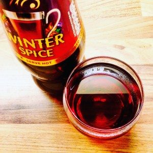 winter spice ribena