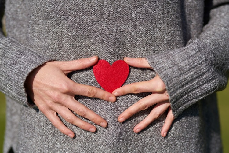 Valentine's Day with gestational diabetes