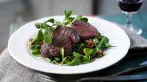how to cook venison
