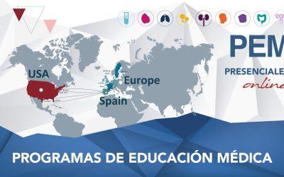 Programas de Excelencia en Educación Médica en USA y Europa