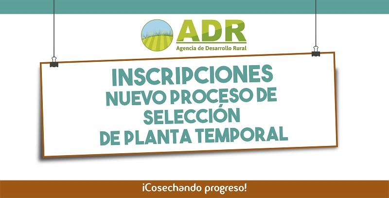 convocatoria-para-planta-temporal-agencia-de-desarrollo-rural-adr