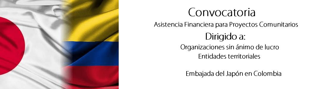 convocatoria-para-financiar-proyectos-comunitarios-embajada-de-japon-en-colombia