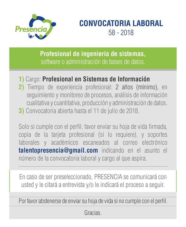 convocatoria-laboral-58-2018-presencia-colombosuiza