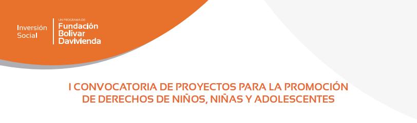 i-convocatoria-de-proyectos-para-la-promocion-de-derechos-de-ninos-ninas-y-adolescentes