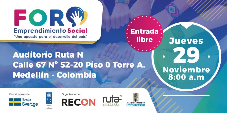 recon-y-ruta-n-con-el-apoyo-de-suecia-y-pnud-realizaran-en-medellin-foro-sobre-emprendimiento-social-para-la-construccion-de-paz-enen-colombia