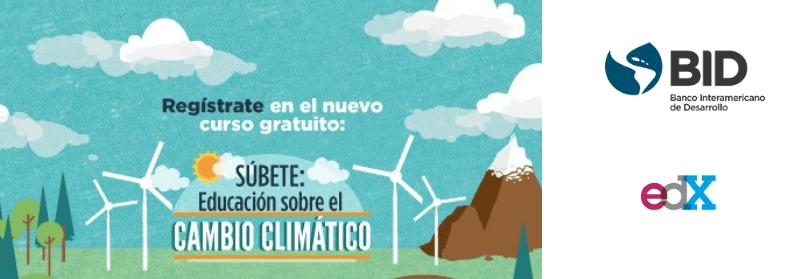 curso-educacion-sobre-el-cambio-climatico-bid-edex