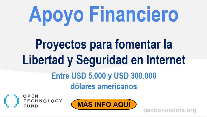 apoyo financiero opentechnology