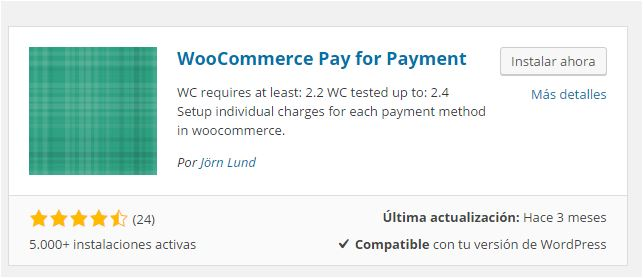 woocommerce pay for payment