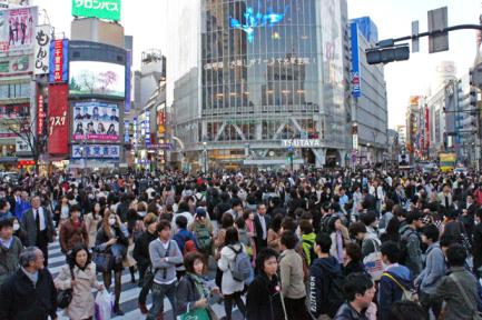 teoria del caos y shibuya