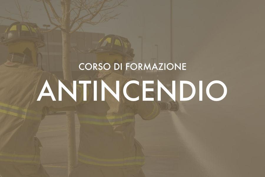 Corso di aggiornamento Antincendio Olbia Sassari