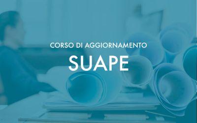 Corso di Aggiornamento Professionale in materia di SUAPE – OLBIA marzo 2019