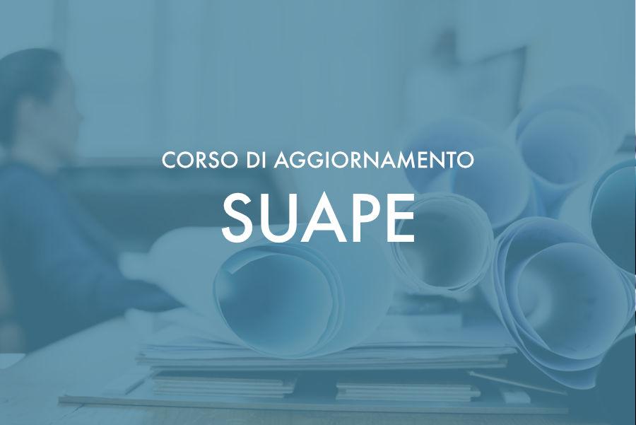 Corso di Aggiornamento Suape Sardegna