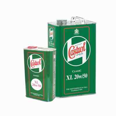 Castrol Classic Oils
