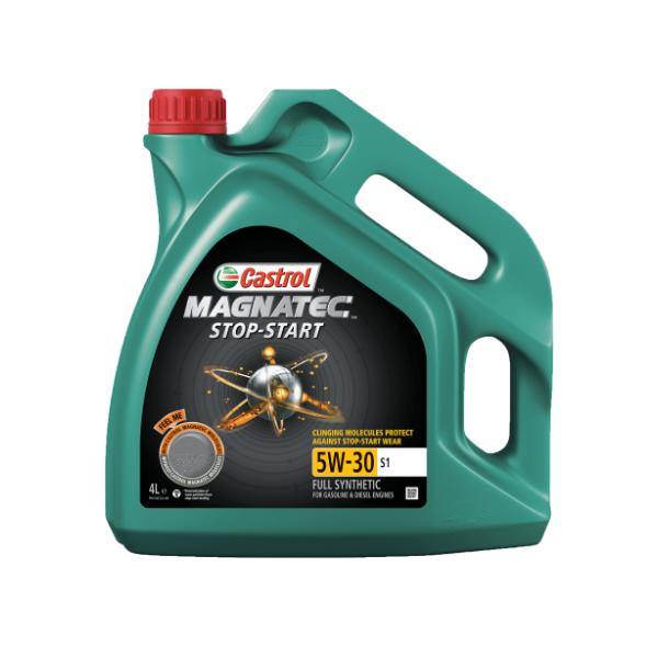 Castrol Magnatec Stop-Start 5W30 S1  4L 1