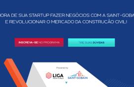 Saint-Gobain lança programa de aceleração de startups no Brasil