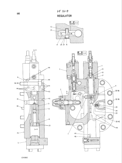 MANUAL DE PARTES HITACHI EX400,400LC,400H,400LCH