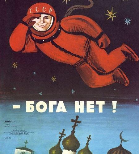 Gagarin, no espaço, nunca disse: «Não vejo  Deus aqui»... falou de sua fé com o coronel Petrov. Gagarin comentou com o coronel Petrov as palavras do Pai Nosso... (2/5)