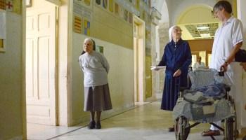 Resultado de imagen de hospitales católicos monjas