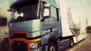 Renault Trucks T HIGHT 480