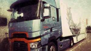 Renault Trucks T HIGHT 480