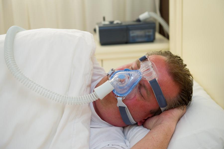 Philips stellt eine umfassende Studie zur Schlafapnoe in