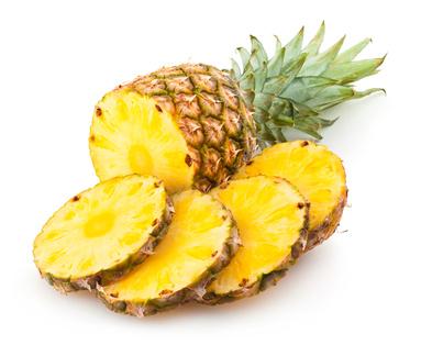 Ananas  das basische Obst fr die Entschlackungskur im Frhjahr  Ernhrung Krperpflege