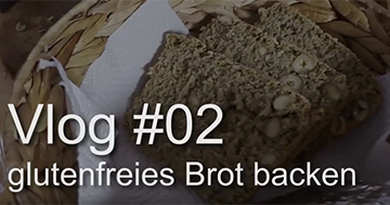 Video: glutenfreies Brot selber backen