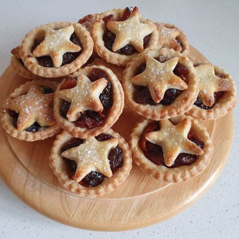 how to make mince pies online