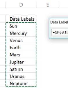 Data label range excel also improve your   scatter chart with custom labels rh get digital help