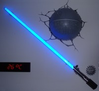 Star Wars Wall Lamp Death Star | getDigital