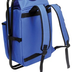 Fishing Cooler Chair Nursery Rocking Uk & Backpack Combo W/ Padded Tablet Sleeve