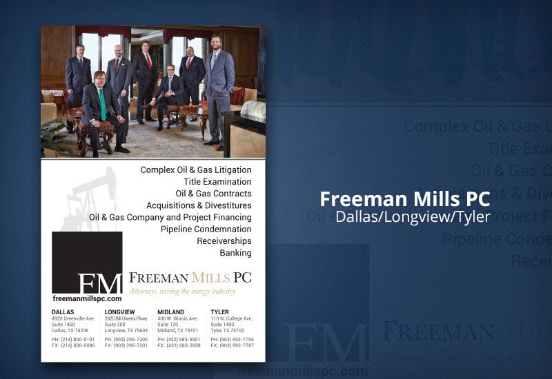 Freeman Mills print piece