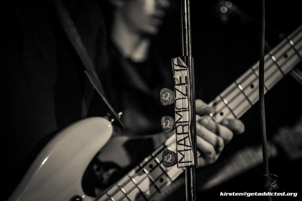 Marmozets live im Blue Shell in Köln 2015, Foto: Kirsten Otto