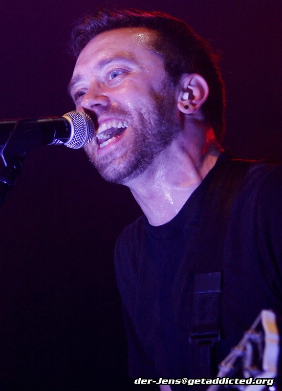 Rise Against in Köln 2011, Foto: Jens Becker