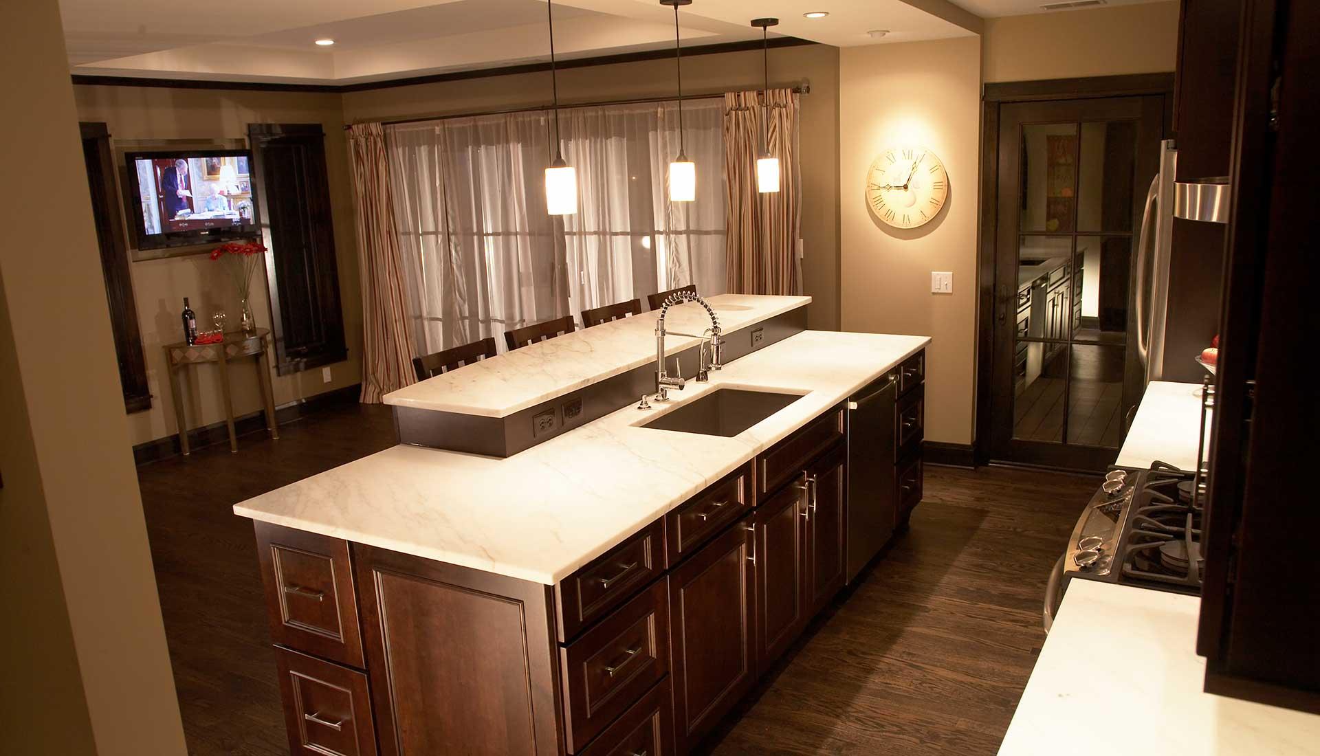 kitchen remodeling birmingham mi door knobs and pulls bungalow to tudor geta llc