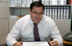 El concejal no adscrito, José Luis Morato