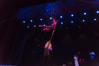 Circo Gran Fele percha