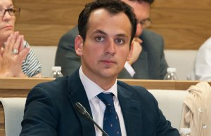 Antonio José Mesa, concejal y candidato a Nuevas Generaciones de Madrid