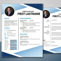 New Age Curriculum Vitae & Matching Cover Letter