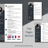 Trend CV Template 3-in-1 Package
