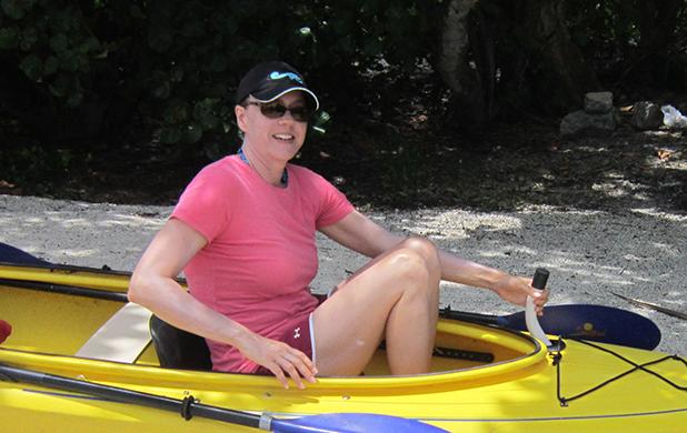 Kayak Assist Handle