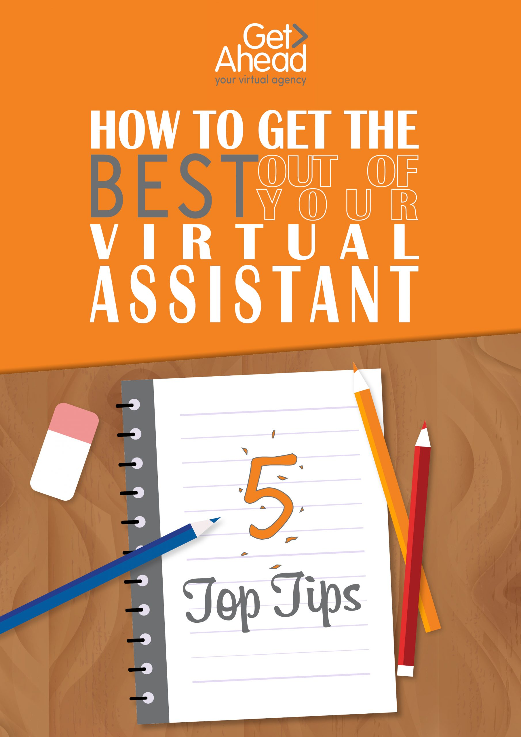 How to get the best out of your Virtual Assistant booklet