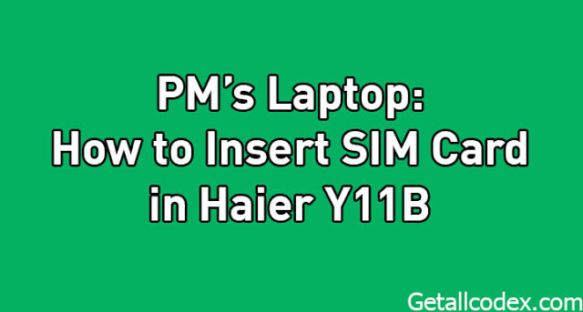 insert sim in pm laptop scheme