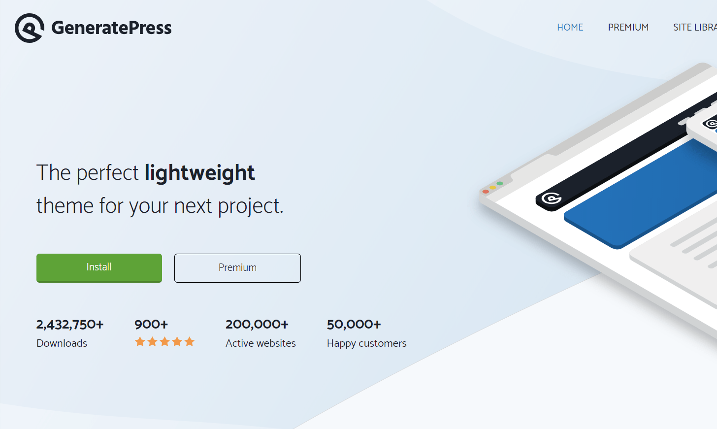 GeneratePress Premium 1.9.1 Free Download