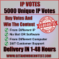 buy votes for online poll