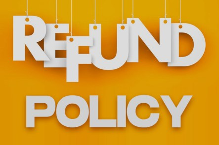 Refund policy middle