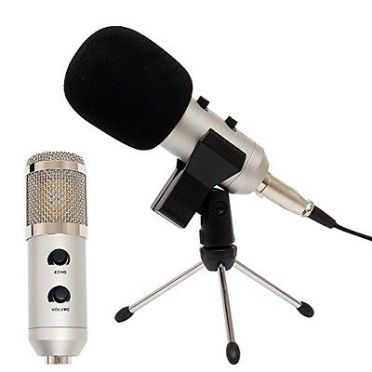 Artempo Microphone and Tripod Kit, Professional Condenser Sound Microphone HD Image
