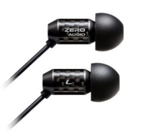 ZERO AUDIO-ear stereo headphone carbo Tenore ZH-DX200-CT Full Image