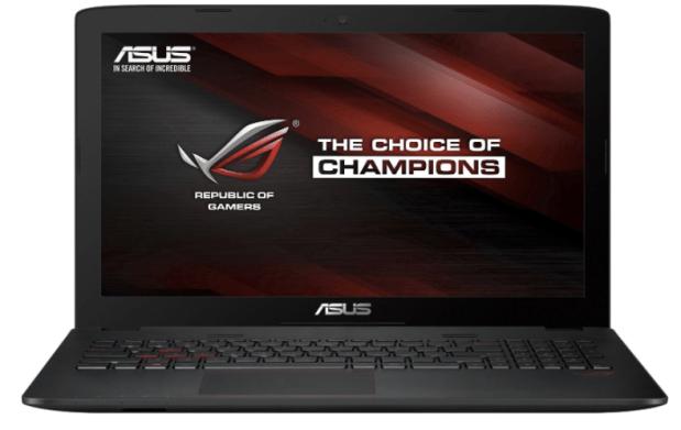 ASUS ROG Best Gaming Laptop