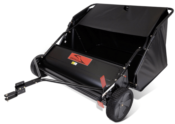 Brinly Lawn Sweeper